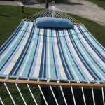 Outer Banks Hammocks quilted hammock - Waterfall