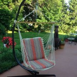 Parleys Island Passage Poppy hammock chair